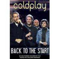 Coldplay - Back To The Start DVD (Importado)