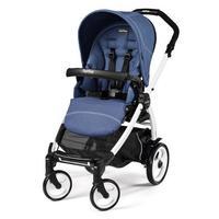 Carrinho de Bebê Peg-Pérego Book Bluette Azul