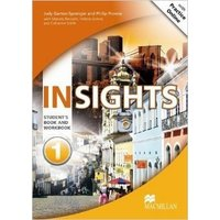 Insights Student'S Book With Workbook - Mpo-1, Secondary, Student´s Book + Workbook + MPO