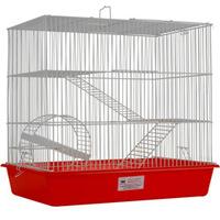 Gaiola Monaco p/ Hamster c/ Escada