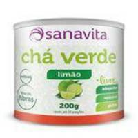 Chá Verde Livre - Sanavita - 200g