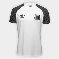 Camisa Santos Treino 2018 Umbro Masculina - Masculino  04f446500e9cd