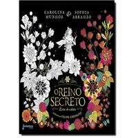 O Reino Secreto - Livro de Colorir