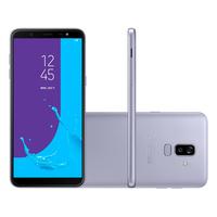 Smartphone Samsung Galaxy J8 SM-J810M Desbloqueado Tela 6 Dual Chip 64GB Android 8.0 Oreo Prata