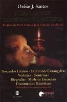 Dicionário de Terminologia Jurídica - 19ª Ed - 2011