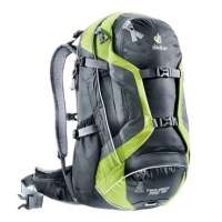 Mochila Trans Alpine Pro 28 Litros 708231 Preto verde Deuter