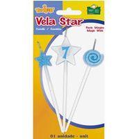 Vela Yonifest Star Blue Nº7