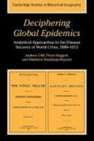 Deciphering global epidemics