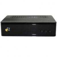 Kit Antena Parabólica 60cm + Receptor Digital OI TV HD Livre KITOI60+R