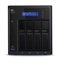 WD My Cloud EX4100 NAS 4 Bay 16TB  Servidor NAS USB 3.0 WDBWZE0160KBK
