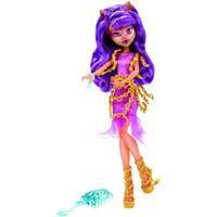 Boneca Mattel Assombrada Básica Clawdeen Wolf Monster High