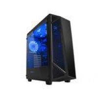 Gabinete Raidmax Gamer Sigma, Black Com Acrílico, Modelo: A14tbb