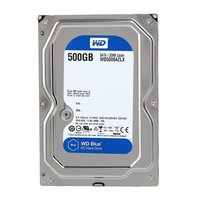 HD Interno WD Blue 500GB SATA III 6GB/s 7200 RPM WD5000AZLX
