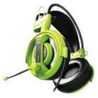 Headset Fone de Ouvido Gamer E-blue Cobra HS Verde