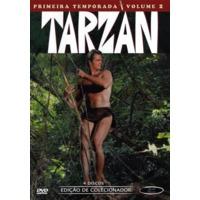Tarzan - 1ª Temporada Vol. 2 4 DVDs Edição de Colecionador - Multi-Região / Reg.4