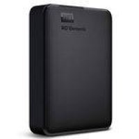 HD Externo 4tb WD Portatil Western Digital Elements 4 Tera