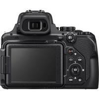 Câmera Nikon Coolpix P1000 Wi-Fi 16MP Preta