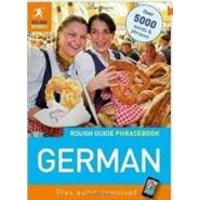 German Phrasebook - Col. Rough Guide Phrasebook