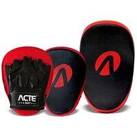 Kit Boxe Par De Manoplas + Escudo Aparador Acte Sports