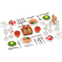 Brinquedo Sylvanian Families Conjunto Jantar para Dois