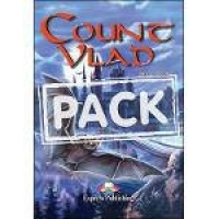 Count Vlad - Set Reader With Activity Book And Audio Cds - Elt Graded Readers