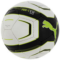 fd0589ba5913f Bola de Futsal Puma PowerCat 5.12 Branca e Preta