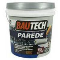 Impermeabilizante de parede fosco 12 kg - Bautech