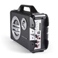Caixa de Som Amplificada Nks AC148 Preta