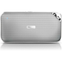 Caixa de Som Philips BT3500W/00 Bluetooth 10W Branca