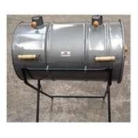Churrasqueira A Carvão Bafo Grill Grande Mc 100 1