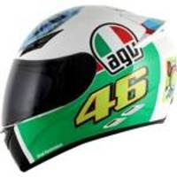 Capacete Agv K3 The Eye (Valentino Rossi)