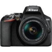Câmera Kit Nikon D3500 Com A Lente 18-55mm f/3.5-5.6 G VR