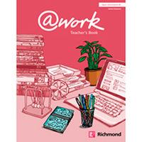 At Work 2 Teachers Book Pre Inter B1