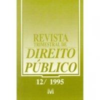 Revista Trimestral de Direito Público:Vol. 12