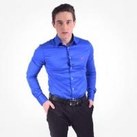 Camisa Social Masculina - Super Slim
