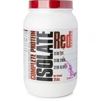 Suplemento Red Series Complete Protein Isolate Morango 900g