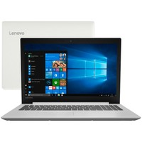 Notebook Lenovo Ideapad 330 81FE000EBR i5-8250U 4GB 1TB LED 1.6GHz 15,6 Windows 10 Branco