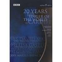 DVD BBC Singer of the World - Cardiff   (Importado)