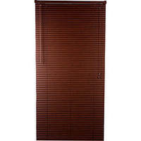 Persiana Conthey PVC Madeira Tabaco 180x160cm