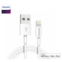 Cabo Usb Para Lightning Apple Philips Dlc2508w Branco