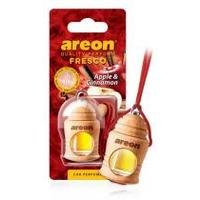 Perfume Aromatizante Importado para carros AREON FRESCO APPLE  CINNAMON 4ml -