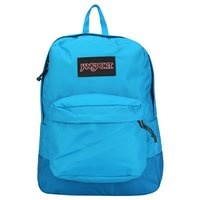 Mochila Jansport Superbreak Black Label Unissex Azul Piscina