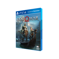 God Of War Playstation 4 Sony