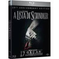 Blu-ray - A Lista De Schindler - Edição De 20 Anos