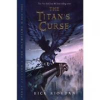 Percy Jackson And The Olympians 3 - The Titan´s Curse