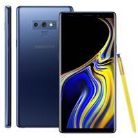 Smartphone Samsung Galaxy Note 9 SM-N9600/1DL Desbloqueado 128GB Dual Chip Android 8.1 Caneta S Pen Azul