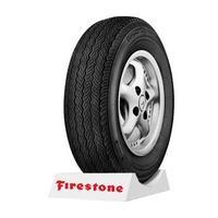 Pneu Firestone aro 15 5.60R15 Campeão Supremo P-671 Fusca/Brasilia