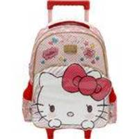Mochila Hello Kitty Top Lovely Kitty de Rodinhas 16 - Xeryus