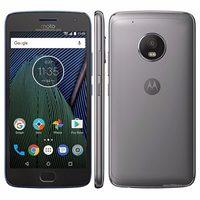 Smartphone Motorola Moto G5 XT1671 Desbloqueado Dual Chip 32GB Android 7.0 Cinza