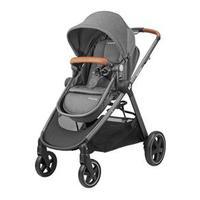 Carrinho de Bebê Travel System Anna Trio Maxi-Cosi Sparkling Grey
